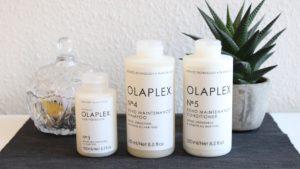 Olaplex No.3, No.4 & No.5