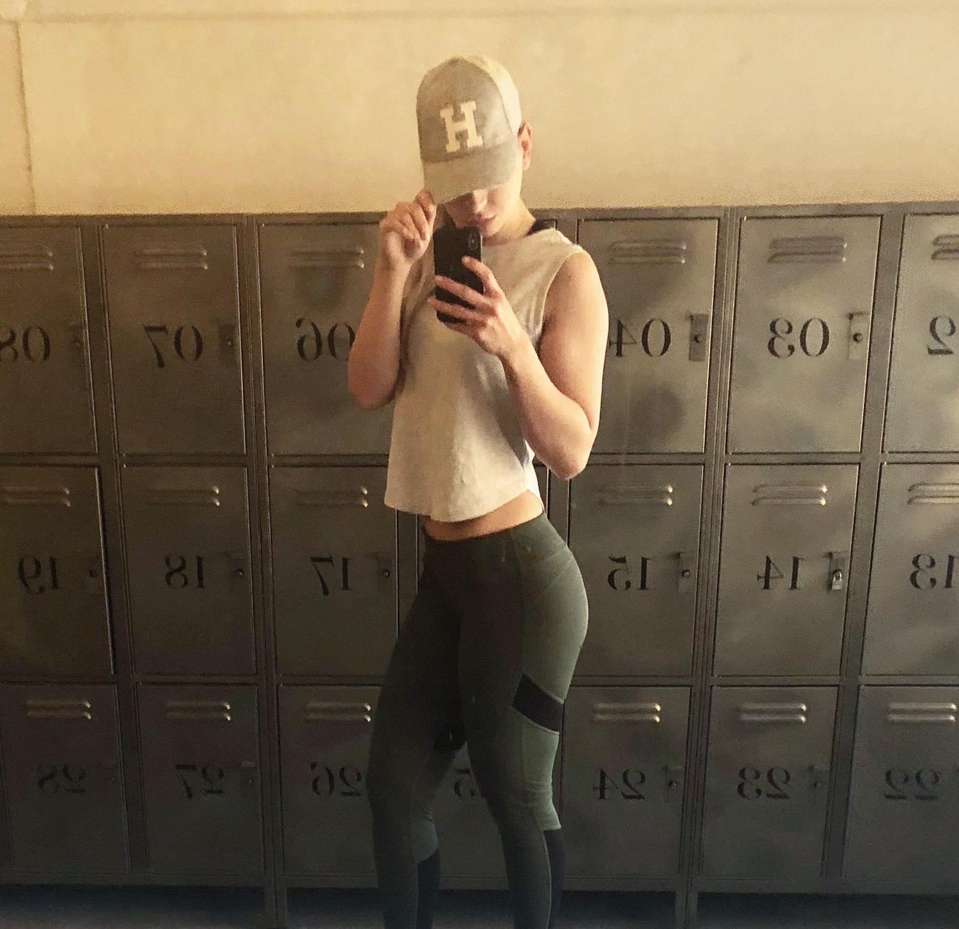 skønhed og træning
