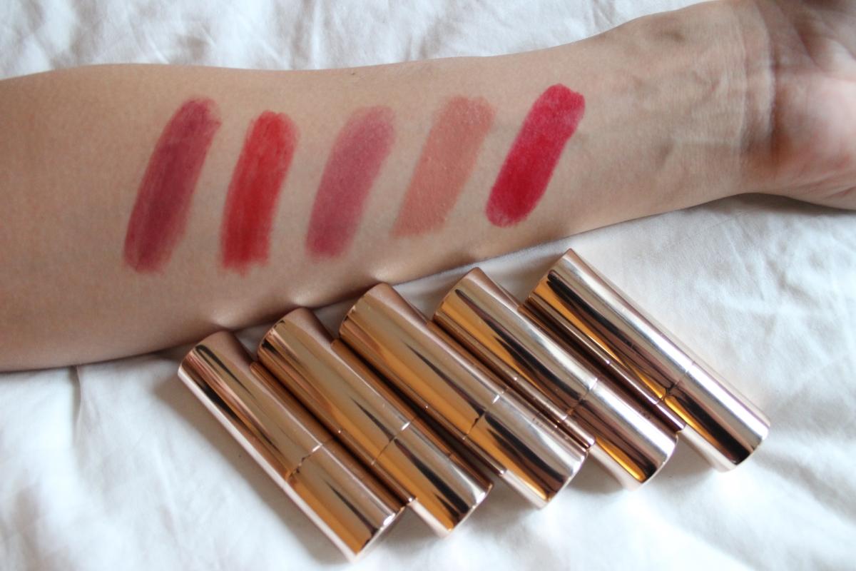 Lipstik vegan læbestifter