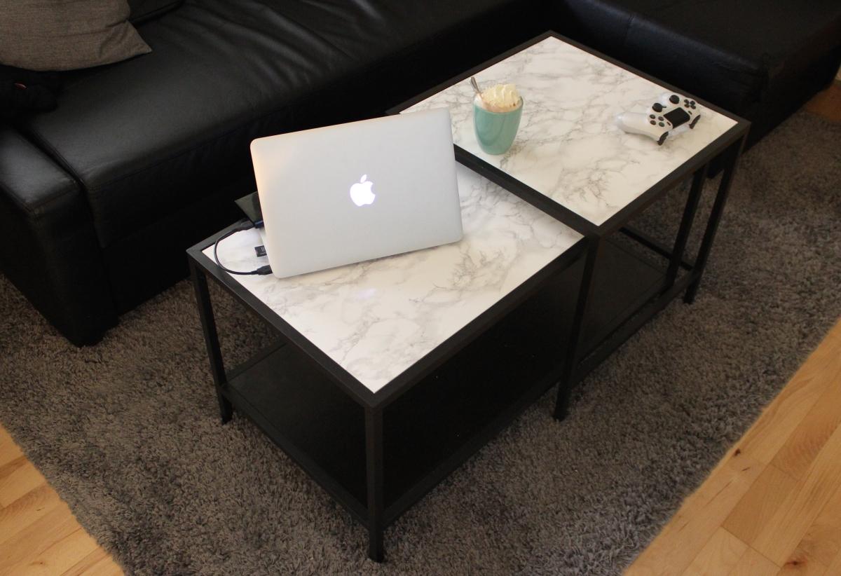 IKEA Home DIY – Stue bord