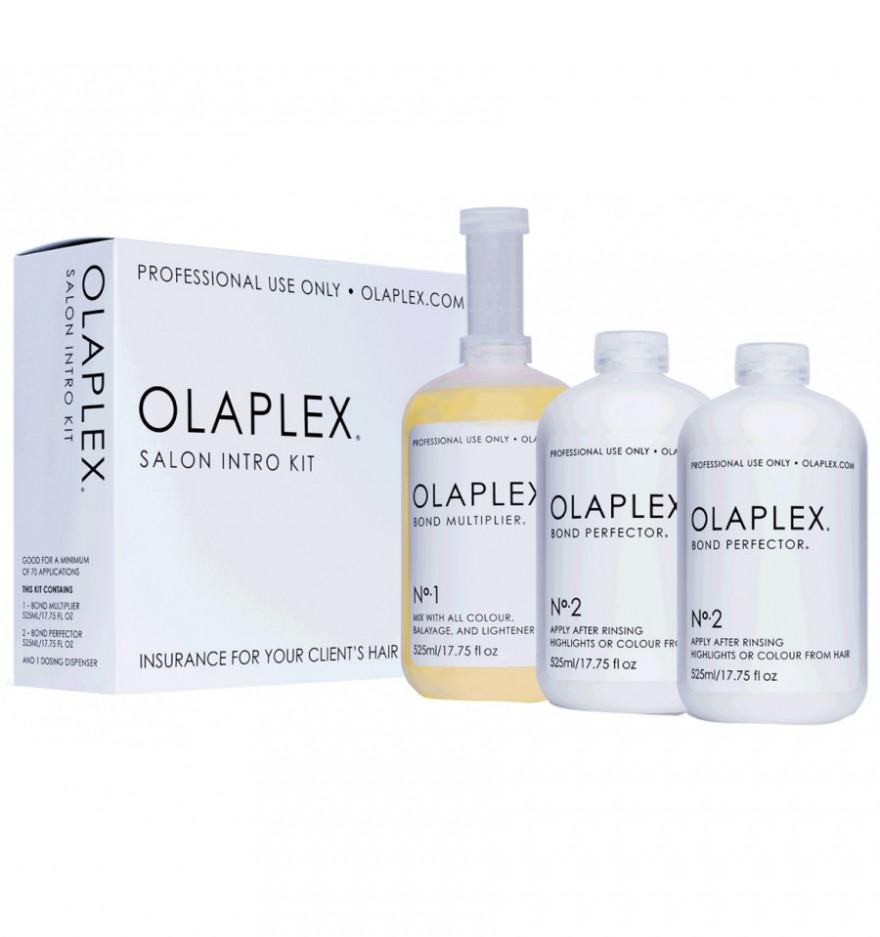 Får Olaplex hver gang jeg er ved frisøren