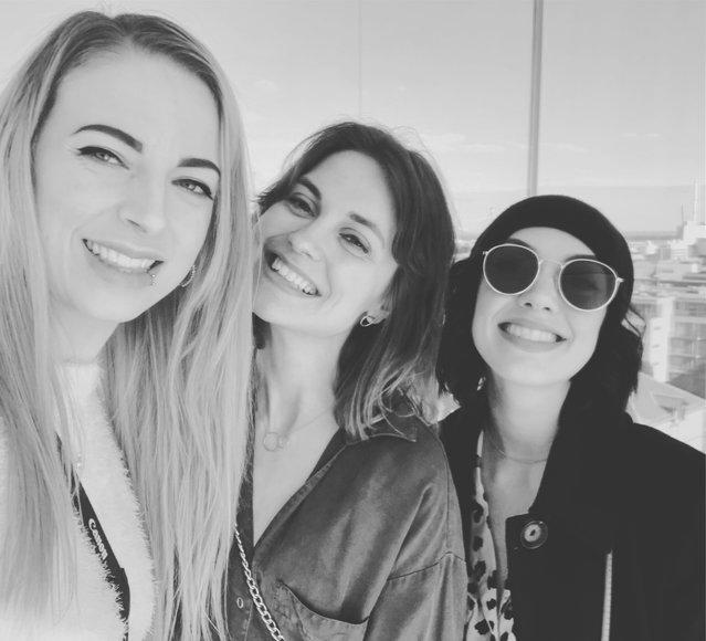 Wiishu, Line og Henriette